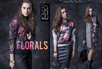MODA ZIMA 2014: Floras kolekcja Top Secret Fashion Collection zima 2013/2014