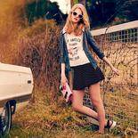 bershka lookbook marzec 2014